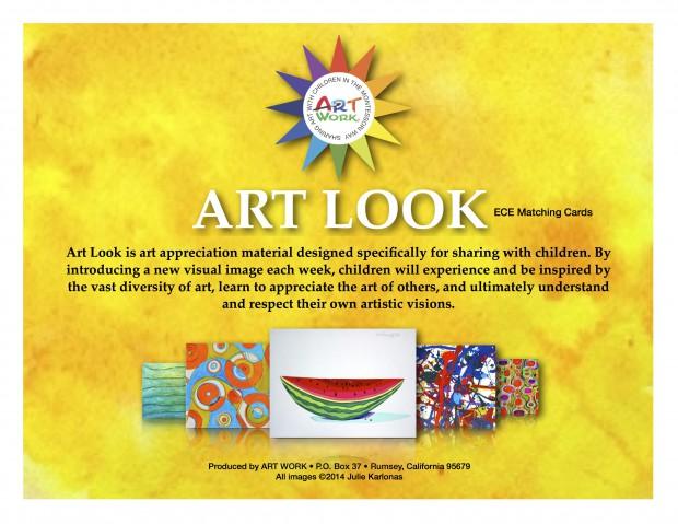 Art Look Art Appreciation Material
